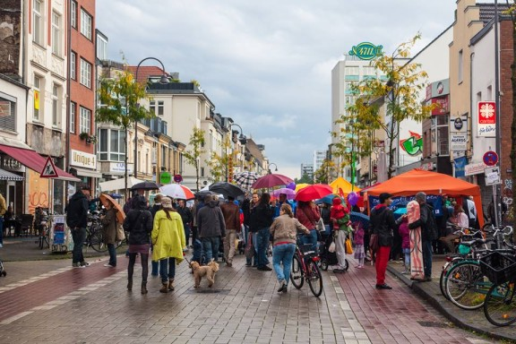 Tag des guten Lebens 2014 in Köln-Sülz