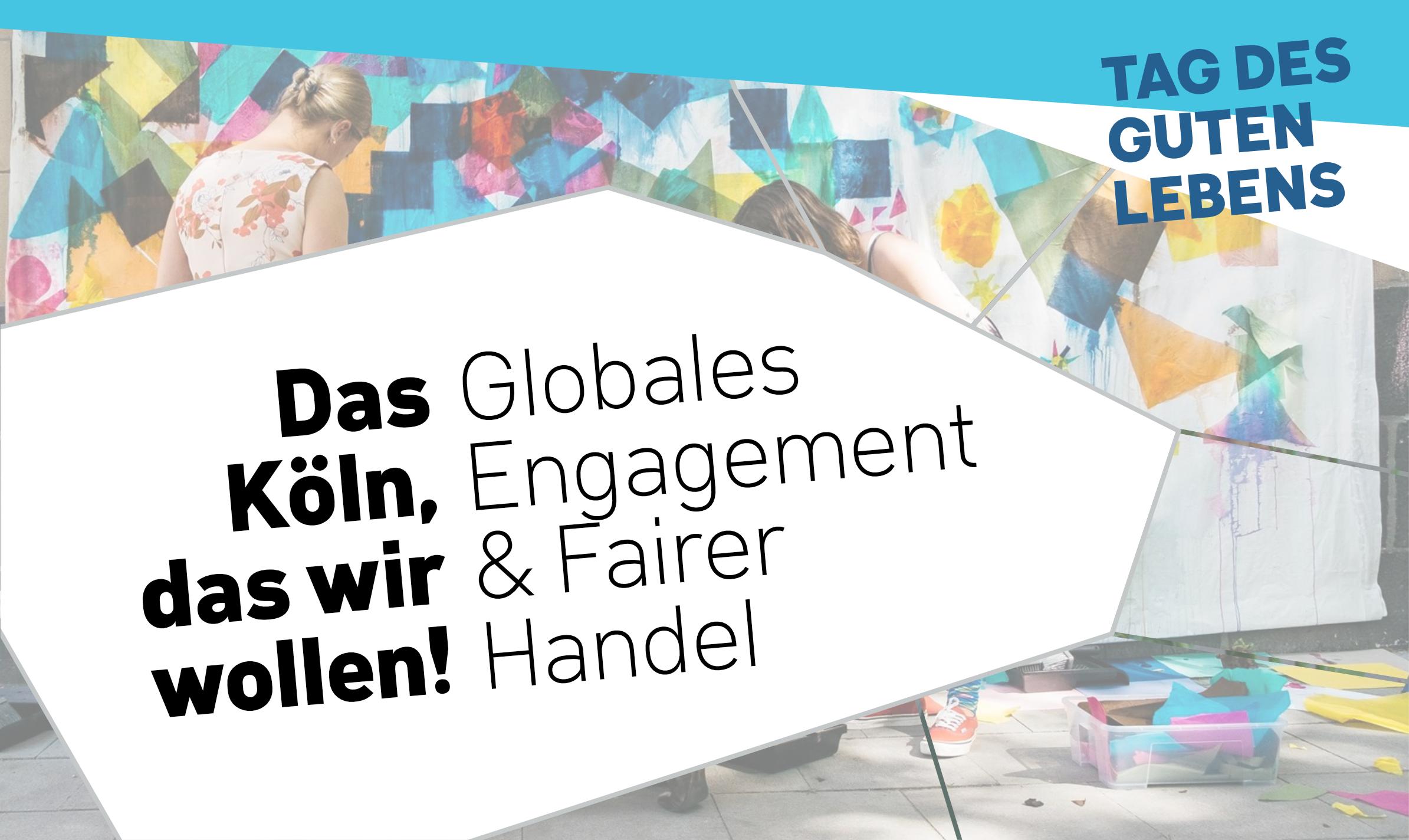 Globales Engagement & Fairer Handel